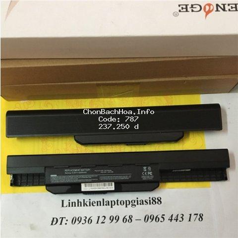 Pin Laptop Asus K53, K53E, K53S