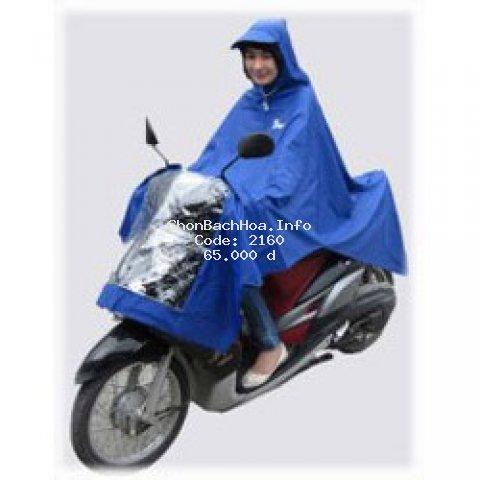 Aó mưa choàng 1 đầu Thành Nam
