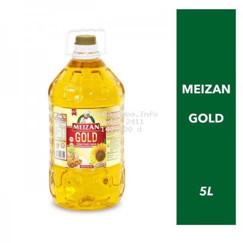 [Mã GRO1WM03 giảm 10% đơn 150K] Dầu ăn Meizan Gold 5L