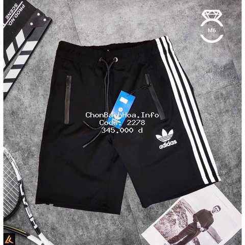 Quần lửng thể thao cao cấp Adidas [ hot trend ]