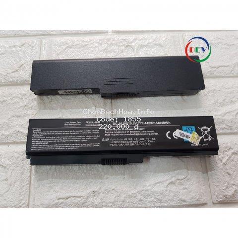 [RẺ VÔ ĐỊCH] Pin laptop Toshiba L640 C640 3634 C650 L630 L670 L770 C655D L515 L600
