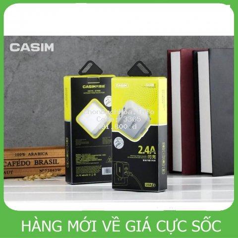 [Củ sạc ZIN U38] dành cho Samsung – Oppo - Iphone - ốp lưng giá rẻ LH