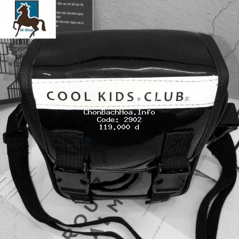 Túi Đeo Chéo Nam Colkids SS3 thời trang chống nước cao Cấp