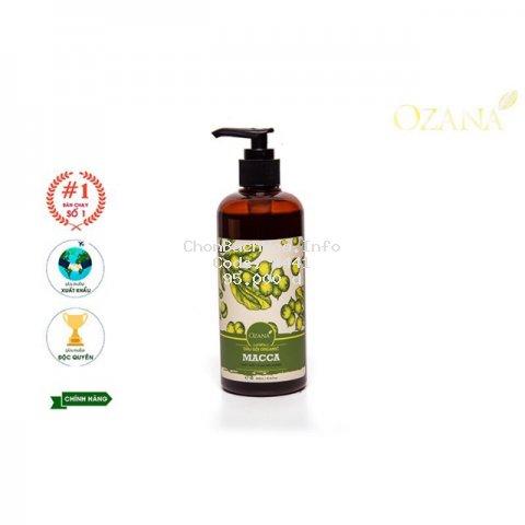 dầu gội trị rụng tóc, thảo dược, ozana (300ml)_ ozana02