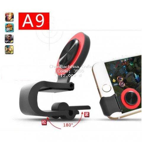 Joystick A9 mobile , nút chơi game siêu đỉnh