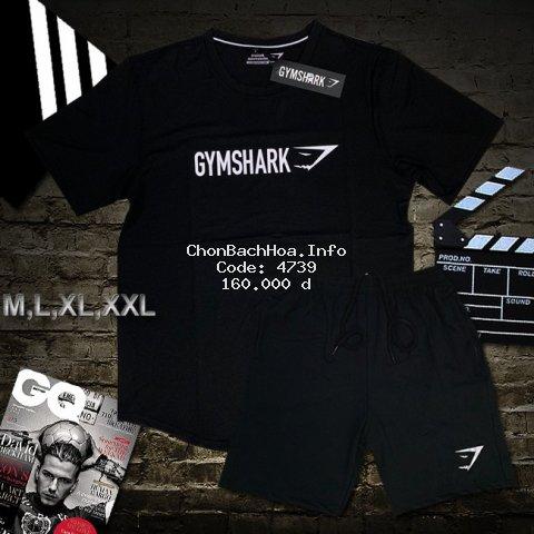 Bộ đồ gymshark mẫu mới