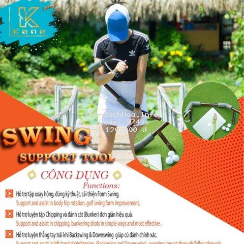 Dụng cụ hoàn thiện kỹ thuật Swing (Swing Support Tool)