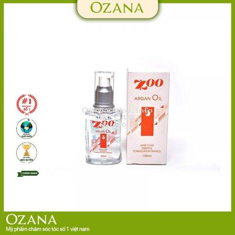 Tinh dầu dưỡng tóc ZOO PHỤC HỒI Khô Xơ Argan Oil TD07
