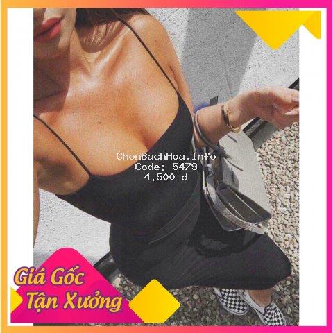 [VIDEO THẬT] Áo hai dây bún mùa hè siêu hot FREE SIZE DƯỚI 70KG SABI SHOP