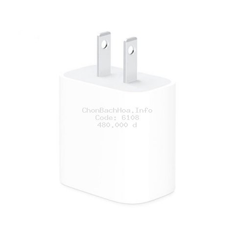 Củ Sạc Nhanh 18W Iphone Chính Hãng Apple