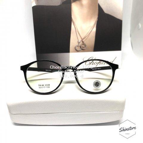 [ Free mắt cận ] gọng kính cận nhựa dẻo TR90-2339