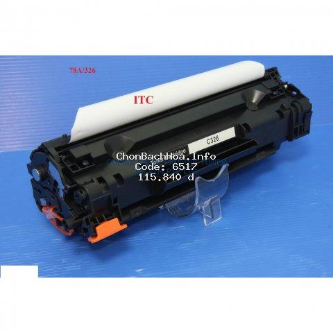 Hộp mực  78a-326 - HP Laser P1566/P1606D + Canon LBP 6200/6320/4450/4550/4580DN/MF4570dn/4550d/4452/4450/4450d/MF4