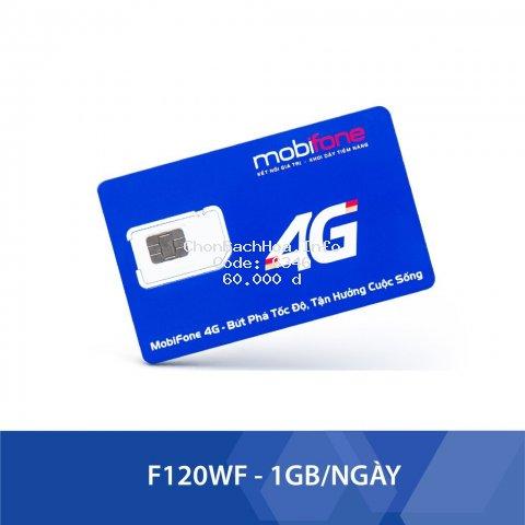 Sim 4G Mobifone giá rẻ chuyên làm MMO