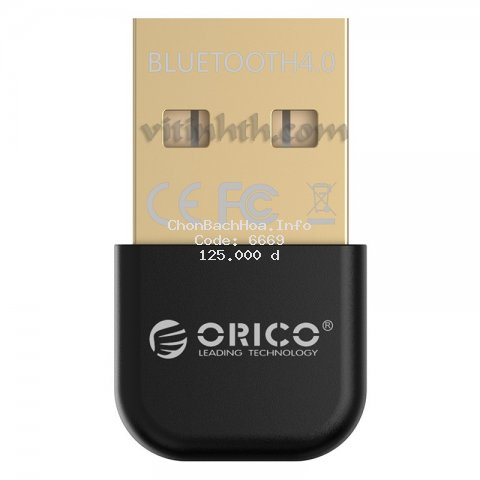 Thiết bị thu phát USB BLUETOOTH ORICO 4.0 BTA-403 (màu ngẫu nhiên) -VITINHTH