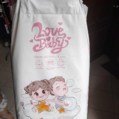 Bỉm / tã quần love baby L42