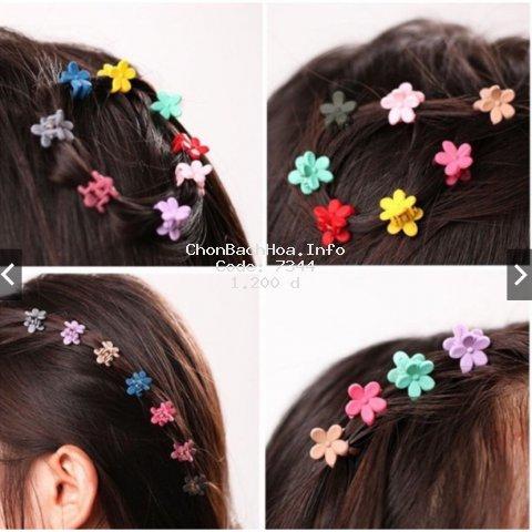 Cặp Tóc?Freeship?Cặp tóc  Cho Bé Gái mini Hàn Quốc Thời Trang Cute