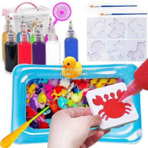 Đồ chơi tạo hình thạch sáng tạo cho bé