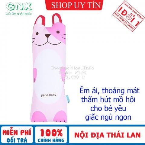 Gối ôm cho bé PAPA hình dễ thương loại tốt nhập khẩu từ Thái Lan PR04B-CAO