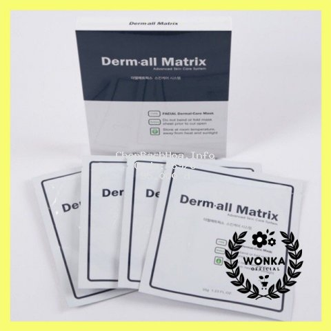Mặt nạ Derm-all Matrix siêu hot