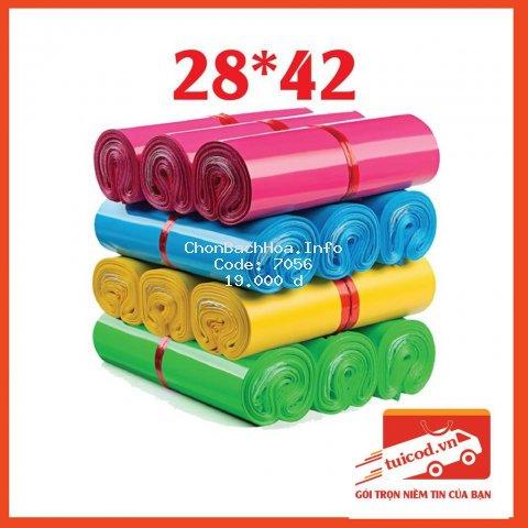 Túi Đóng Gói Hàng Tự Dính Size 28x42cm Thông Dụng Cho Đơn 2-3 Bộ Đồ, Sơ Mi