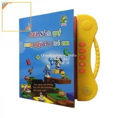 Sách điện tử Anh Việt cho bé
