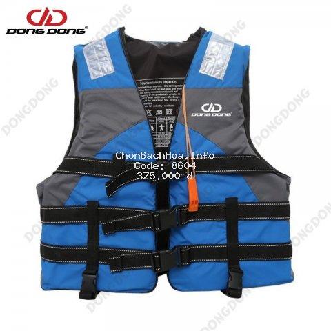 Áo phao bơi cứu hộ cao cấp DD25, áo phao tập bơi cho các môn thể thao dưới nước - DONGDONG