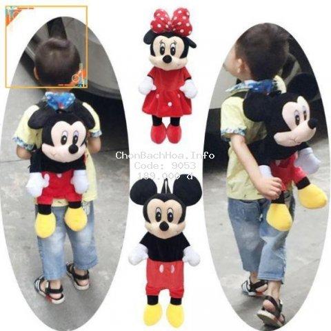 Balo chuột Mickey cho bé