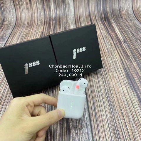 [Bảo Hành 3 Tháng] Tai Nghe Airpod i888 Bluetooth 5.0