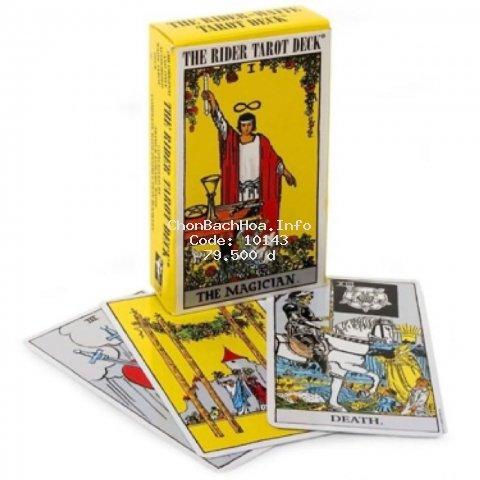 Bộ Bài Bói Tarot The Deck + Tặng Túi Đựng Bài