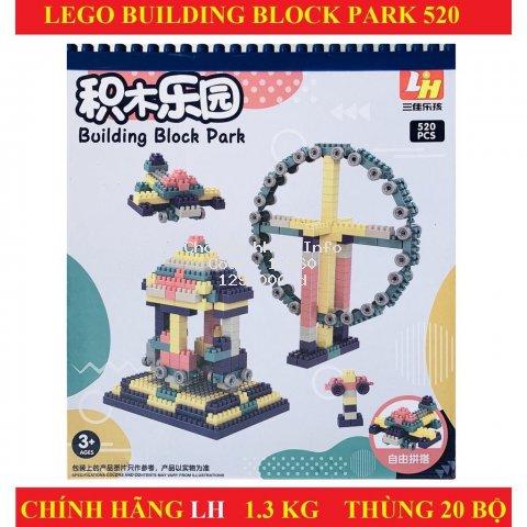BỘ LEGO GHÉP HÌNH 520 CHI TIẾT THÔNG MINH CHO BÉ ( TỔNG KHO GIA DỤNG GIÁ GỐC )