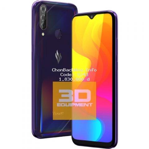 Điện thoại di động Vsmart Joy 3 (2GB/32GB)  - Hàng chính hãng (Nguyên seal)