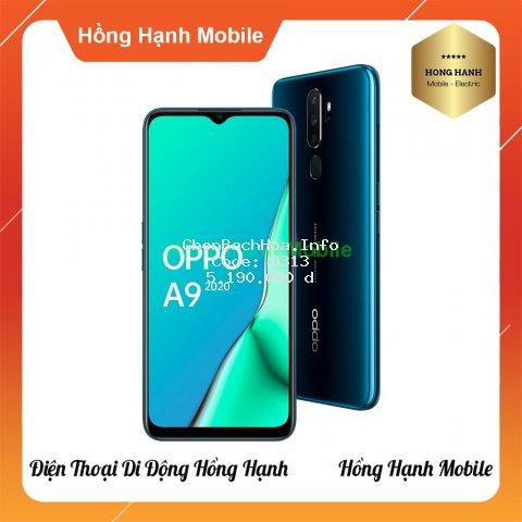 Điện Thoại Oppo A9 8GB/128GB (2020) - Hàng Chính Hãng - Hồng Hạnh Mobile