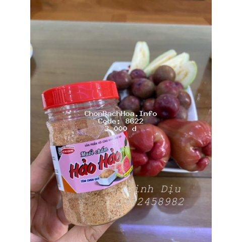 FREESHIP 50K Muối chấm Hảo Hảo tôm chua cay 120 gram, chính hãng