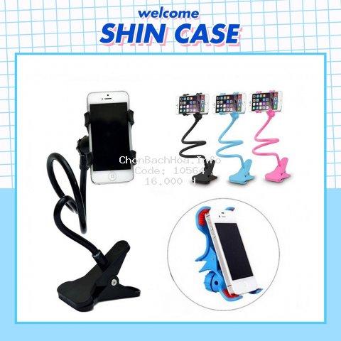 Giá Đỡ Kẹp Đa Năng Cho Phụ Kiện Tai Nghe Bluetooth Airpods Cáp Sạc Iphone Pin Dự Phòng – Shin Case