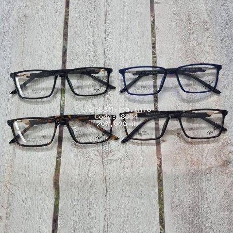 Gọng kính cận Rayban TR90 nhựa dẻo cho nam nữ