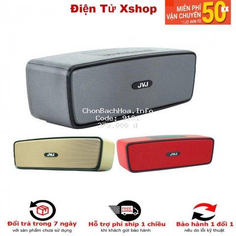 ?Hàng xịn? Loa Bluetooth mini S20 Soundlink JVJ chính hãng không dây- Hỗ Trợ Kết Nối Smart Tivi Âm Siêu Bass