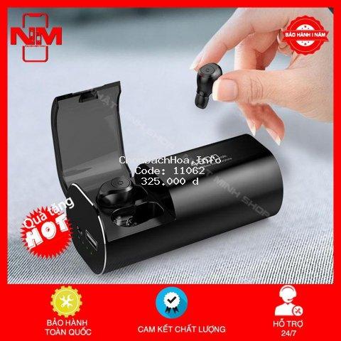[[[HOT HOT ]} Tai Nghe Bluetooth 5.0 TWS S11 - Chống Nước IPX5 - Pin 4800 - Tích Hợp Micro -Tự Động Kết Nối -Chống ồn CV