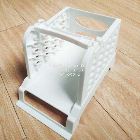 Khay đựng giấy in nhiệt 2 trong 1, sử dụng cho loại cuộn và tệp - Shop Star