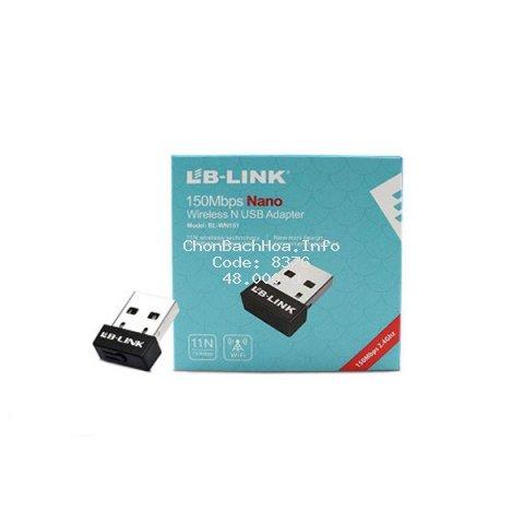 LB LINK - USB Wifi Nano tốc độ 150Mbps