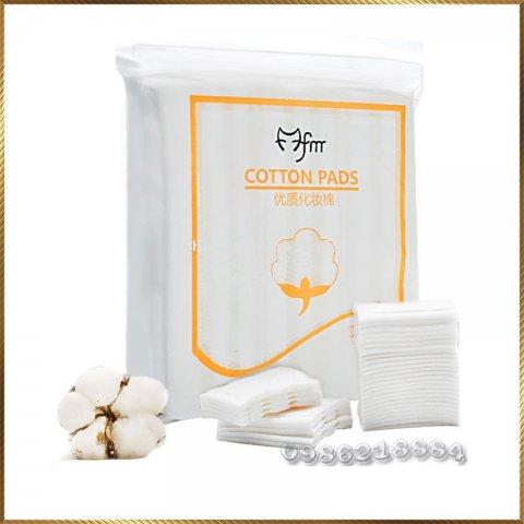 [Mã COSHOT20 giảm 10% đơn 350K] Bông tẩy trang 3 lớp Cotton Pads túi 222 miếng CPM1