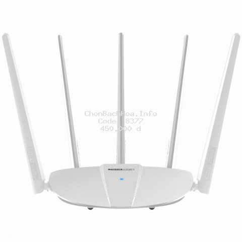 [Mã ELCLXU8 hoàn 8% xu đơn 500K] Router Wifi Băng Tầng Kép Totolink A810R-Bảo hành 24 T