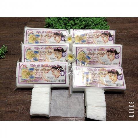 [Mã MKBCLUCKY giảm 8% đơn 400K] Khăn vải khô đa năng Baby Hiền Trang Gói 220g