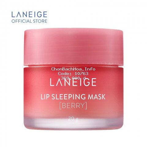 Mặt nạ ngủ dành cho môi Laneige Lip Sleeping Mask 20G