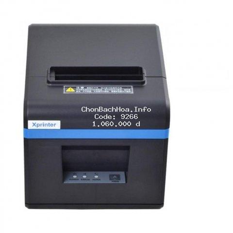 Máy in hóa đơn nhiệt Xprinter N160 (In Bill In hóa đơn khổ 80mm)