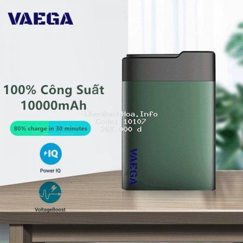 Pin sạc dự phòng VaeGa PowerCore Select 10000mAh - P10Q