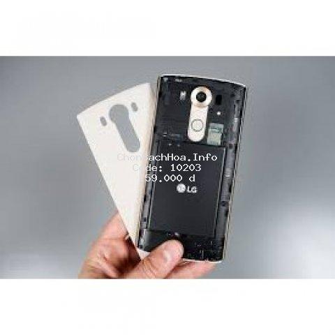 Pin zin Dùng được cho các model LG V10 sau: H900, H901, VS990, H961, F600, H968 zin Chính Hãng