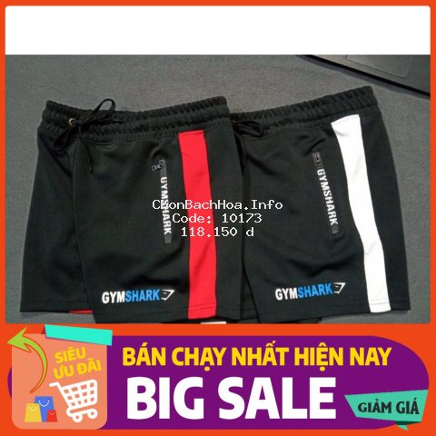 Quần short squat Gymshark