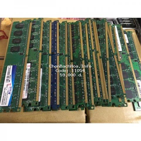Ram DDR2 2gb bus 800 cho Pc bảo hành 3 tháng