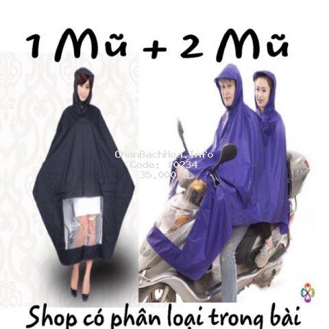 [sỉ ib] áo mưa cánh dơi vải dù cao cấp siêu bền chống rách chống thấm nước