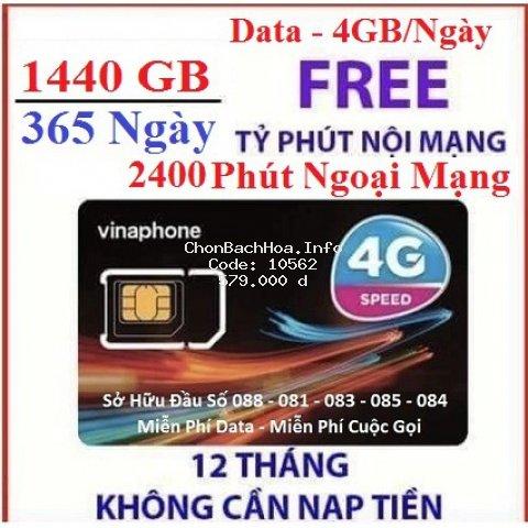 SIM VD89 , VD149 12T-720GB đến 1440GB ( Miễn Phí Data ) và Gọi Miễn Phí -Sản phẩm Từ 6 đến 12 Tháng